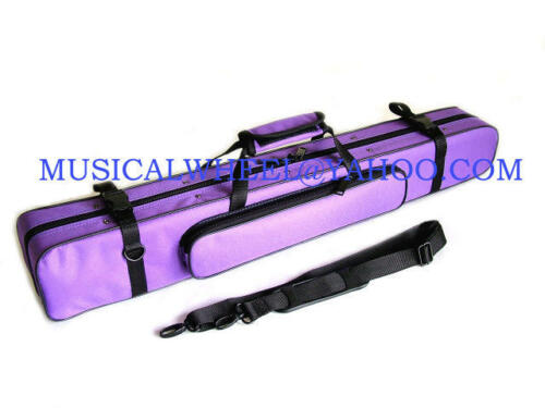 Rare One Piece CLARINET CASE - PURPLE - BRAND NEW in Musical Instruments & Gear, Woodwind, Parts & Accessories | eBay