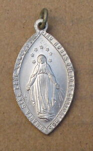 Rarität - Altes Amulet Pilgermedaille - Maria Concepta - (AW48) - <span itemprop=availableAtOrFrom>Weilerswist, Deutschland</span> - Rarität - Altes Amulet Pilgermedaille - Maria Concepta - (AW48) - Weilerswist, Deutschland