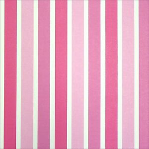 rasch tapete stripes xl 115818 streifen 4 68 m pink wei rosa streifen. Black Bedroom Furniture Sets. Home Design Ideas