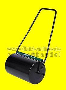 Rasenwalze-Rasenrolle-Handrolle-aus-Metall-befuellbar-mit-Wasser-Sand-500mm-breit