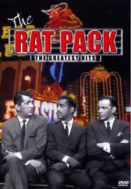 The Rat Pack - Greatest Hits (DVD, 2004)