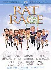 Rat Race (DVD, 2002, Sensormatic)
