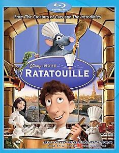 Ratatouille (Blu-ray Disc, 2007)