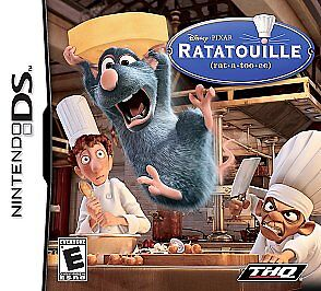 Ratatouille  (Nintendo DS, 2007)