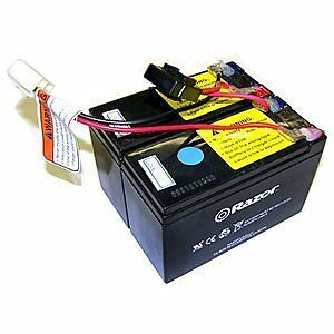 Battery  Electric Scooter on Razor Electric Scooter Battery W15130412003 Mx350 Mx400 24volt   Ebay