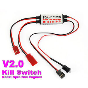 Opto Gas Kill Switch http://www.ebay.de/ctm/Rcexl%20Opto%20Gas%20Engine%20Kill%20Switch-