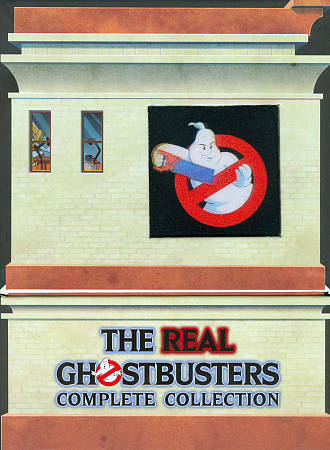 The Real Ghostbusters The Complete Series DVD, 2008, 25 Disc Set, Time