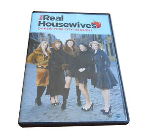 The Real Housewives of New York City Season 1 DVD, 2010, 3-Disc Set