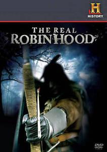The Real Robin Hood (DVD, 2010)