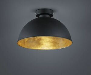 reality deckenlampe deckenleuchte gold r60121002 31cm. Black Bedroom Furniture Sets. Home Design Ideas