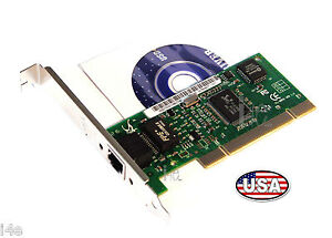 Gigabit on 8169 10 100 1000 Mbps Pci Gigabit Desktop Network Card Adapter Nic