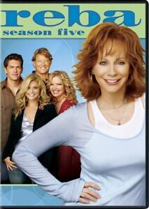 Reba - The Complete Fifth Season (DVD, 2...