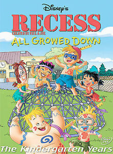 Recess: All Growed Down (DVD, 2003)