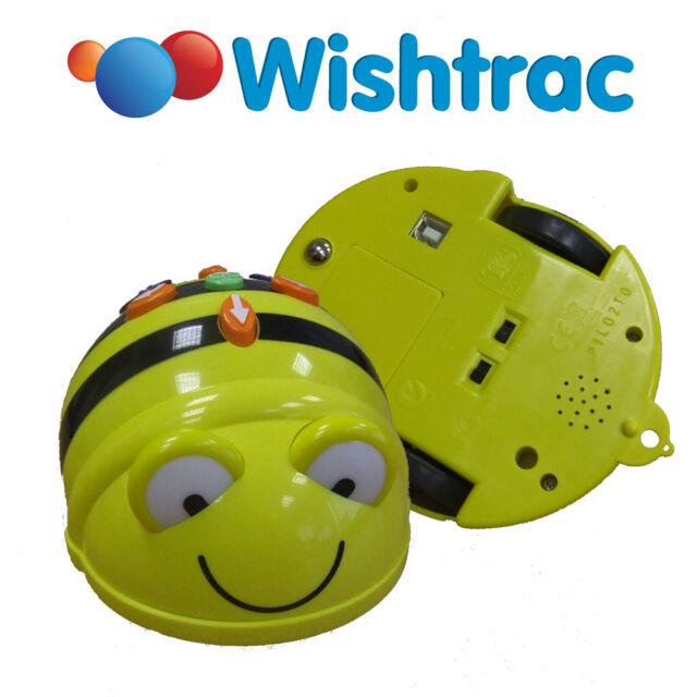 Rechargeable Bee-Bot, floor robot - fun and educational ...