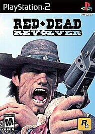 Red Dead Revolver  (Sony PlayStation 2, ...