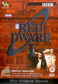 Red Dwarf - Series 1 (DVD 2002)