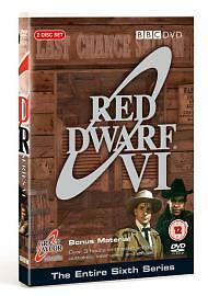 Red Dwarf - Series 6 (DVD, 2005, 2-Disc ...