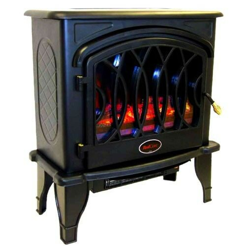 space heater stove furniture portable remote bedroom home ebay
