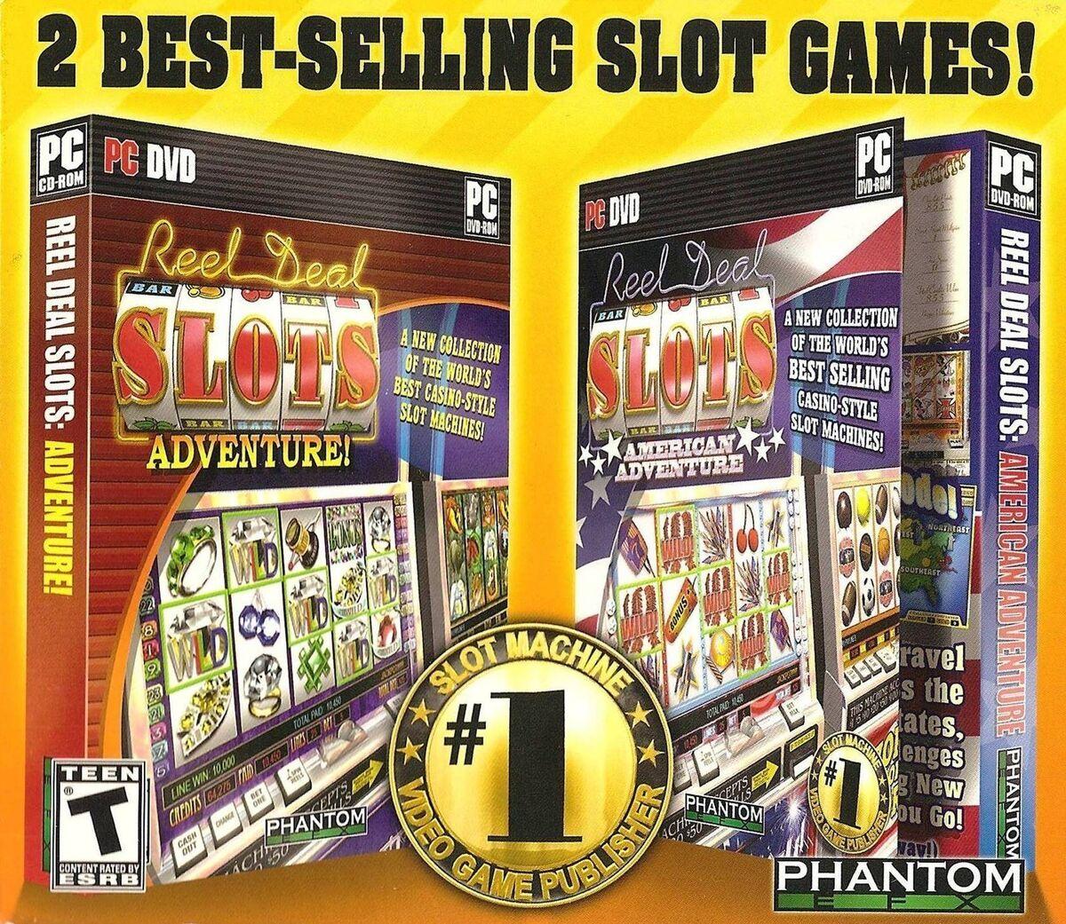 Reel Deal 2 Slots Casino