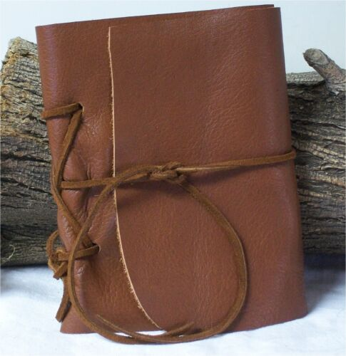 Reenactor Brown Leather Pocket Journal Handmade Art Diary Travel Planner 6X4.5 in Books, Accessories, Blank Diaries & Journals | eBay