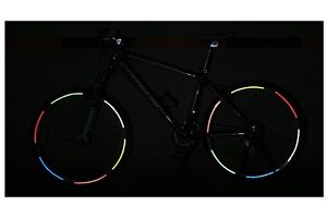 reflektor fahrrad sicherheit speichenreflektoren felgen. Black Bedroom Furniture Sets. Home Design Ideas