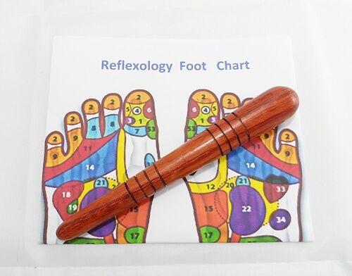 Reflexology Thai Foot Massage Wooden Stick Tool