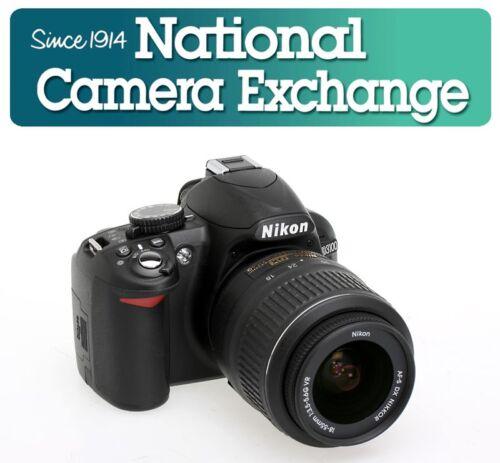 Refurbished Nikon D3100 14.2 MP DX Camera AF-S 18-55mm f/3.5-5.6 VR Lens Kit USA in Cameras & Photo, Digital Cameras | eBay