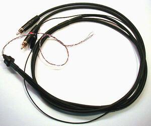 Rewire Kit For All Rega// J.A.Michell Moth etc. Rega Incognito Cardas