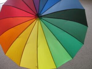 Regenschirm-Partnerschirm-Golfschirm-bunt-130-cm-gross