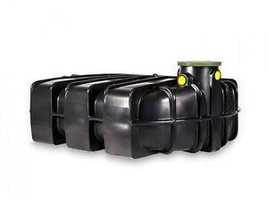 regenwasser flachtank 2500 liter zisterne regenbeh lter wasserbeh lter flachtank ebay. Black Bedroom Furniture Sets. Home Design Ideas