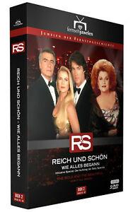 Reich-und-Schoen-Box-2-26-50-aehnl-California-Clan-Fernsehjuwelen-DVD