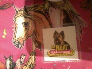 Reisetrolly-Mc-Neil-top-Pferdemotiv-pink-neueertig