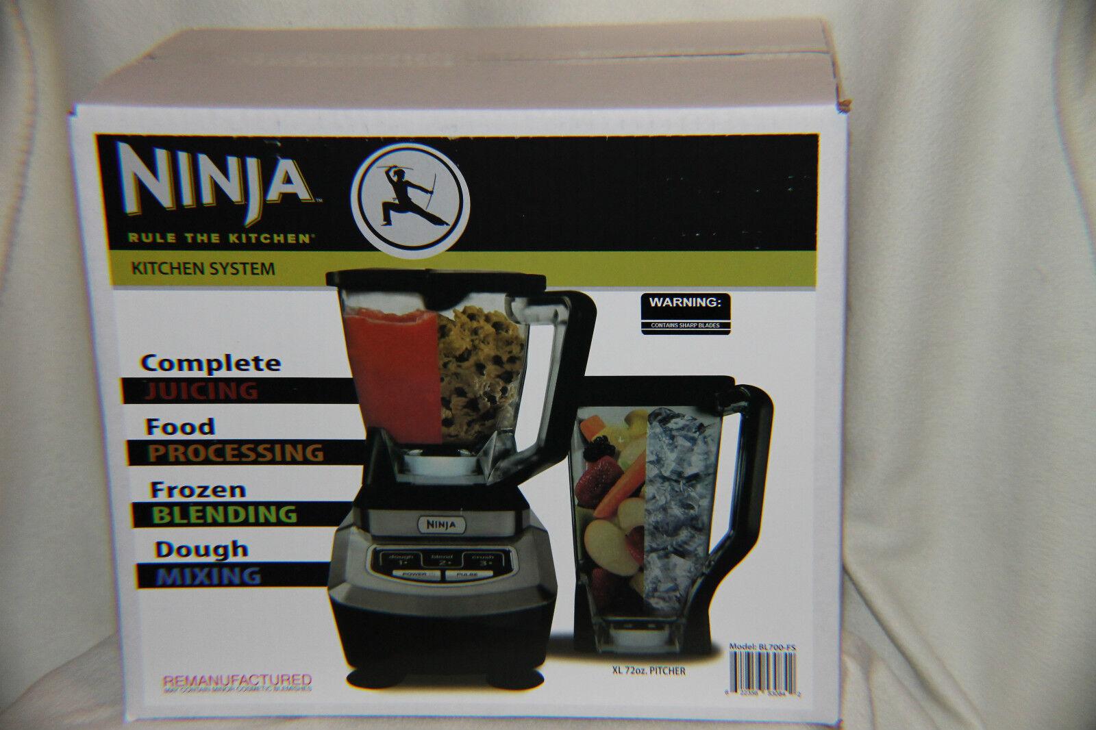Remanufactured NINJA Kitchen System 1100 – o Pro BL700 Blender