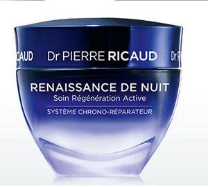 Renaissance-de-Nuit-Aktiv-Regenerierende-Nachtpflege-Dr-Ricaud-NEU-OVP