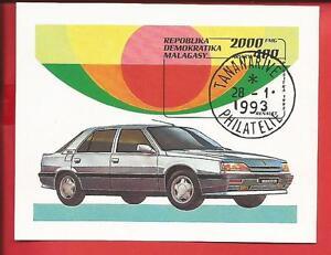 Renault 25 Auto Block 206 Madagaskar - Bremen, Deutschland - Renault 25 Auto Block 206 Madagaskar - Bremen, Deutschland