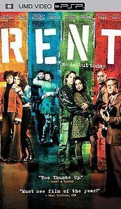 Rent (PSP UMD, 2006) Brand New! in DVDs & Movies, UMDs | eBay