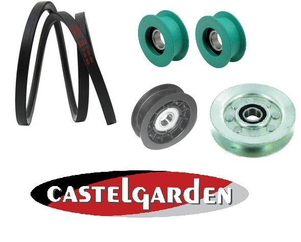 Zahnriemen passend Castelgarden XHT220 4WD Rasentraktor