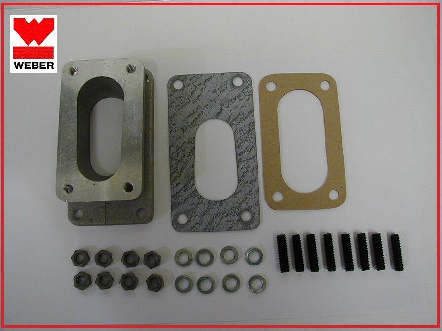 Repair Kit Adapter Plate Toyota Corolla 3TC Engine to Weber