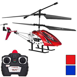 The Repeller 3.5 Channel w/ Gyro RC Helicopter w/ Metal Frame & IR Transmitter
