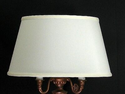 Replacement Floor Lamp Shade 19 Inch Use On Reflector Glass Floor Lamp in Collectibles, Lamps, Lighting, Shades | eBay