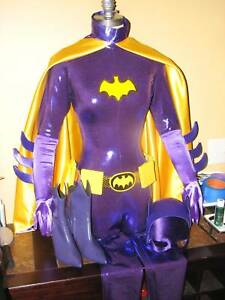 Replica-Batgirl-catsuit-1966-Batman-Costume-purple
