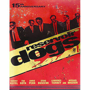 Reservoir Dogs (DVD, 2006, 15th Annivers...