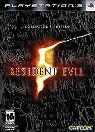 Resident Evil 5 -- Collector's Edition (...