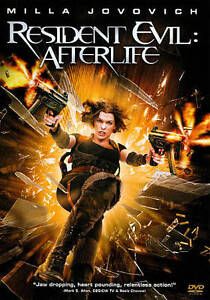 Resident Evil: Afterlife (DVD, 2010)