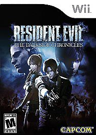Resident Evil: The Darkside Chronicles  ...