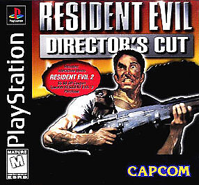 Resident Evil Director's Cut  (PlayStati...
