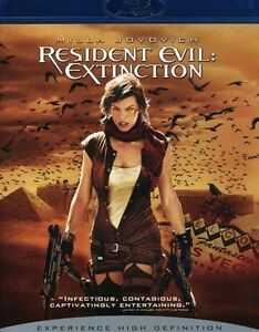 Resident Evil: Extinction (Blu-ray Disc,...
