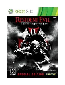 Resident Evil: Operation Raccoon City --...