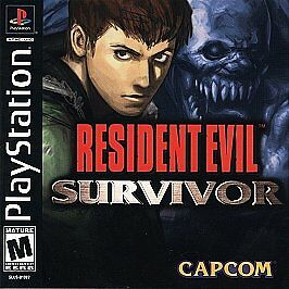 Resident Evil: Survivor  (Sony PlayStati...
