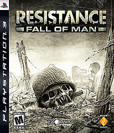 Resistance: Fall of Man  (Sony Playstati...